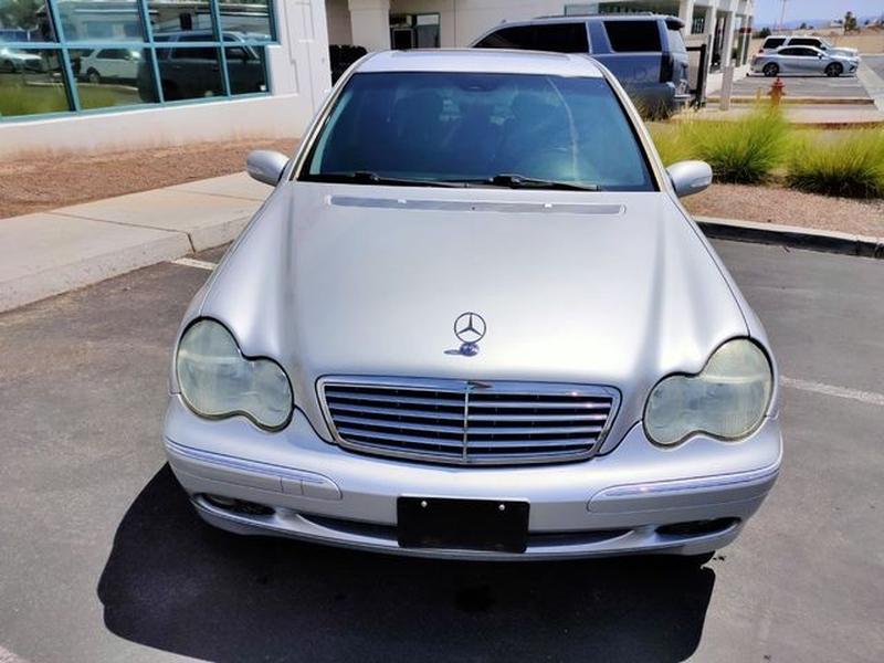 Mercedes-Benz C-Class 2003 price $5,995