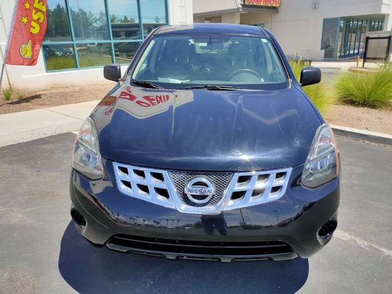 Nissan Rogue Select 2014 price $10,495