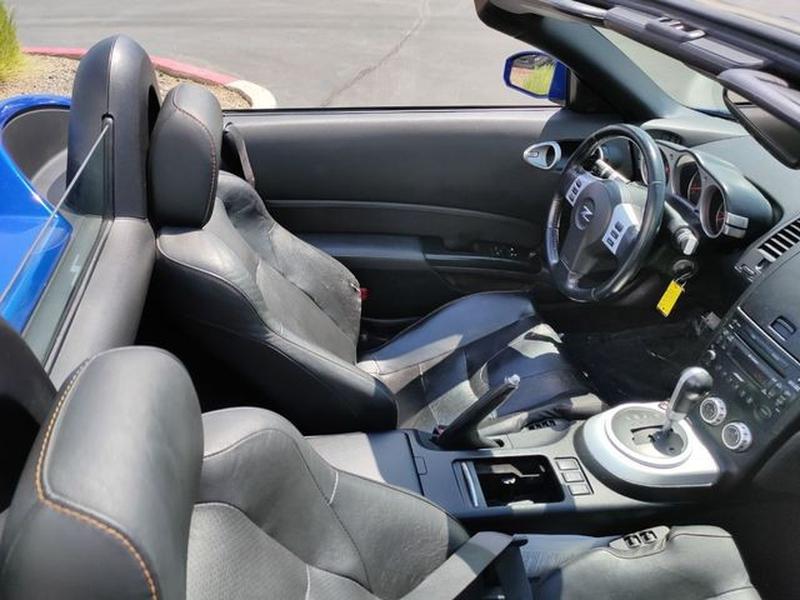 Nissan 350Z 2007 price $11,495