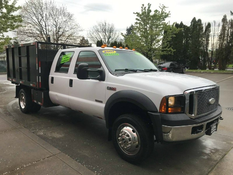 Ford Super Duty F-550 DRW 2007 price 23,900