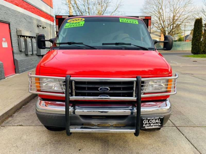 Ford Econoline Commercial Cutaway 2004 price $25,800