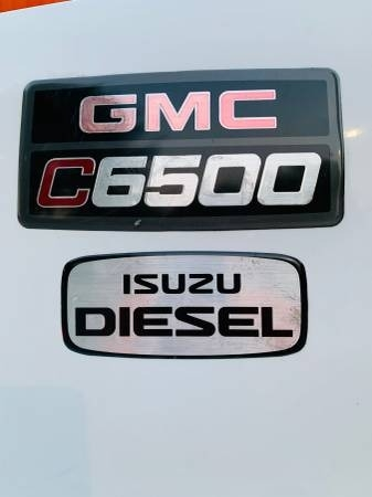 GMC TC6500 2008 price $22,800