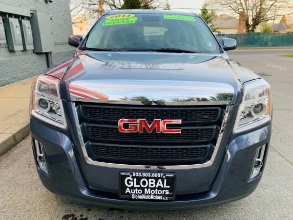 GMC Terrain 2014 price $14,900