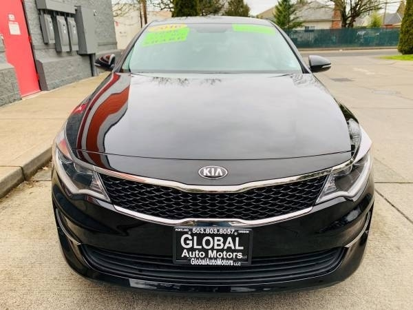 Kia Optima 2016 price $14,800