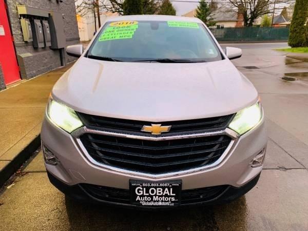 Chevrolet Equinox 2018 price 21,900