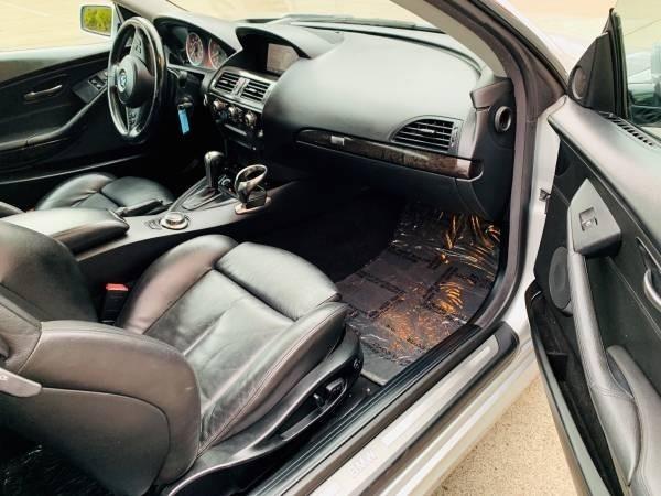 BMW 6-Series 2006 price $11,900