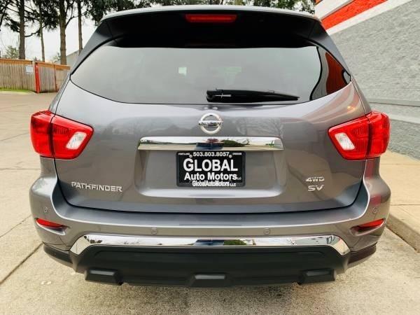 Nissan Pathfinder 2018 price $23,900