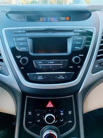 Hyundai Elantra 2015 price $11,800