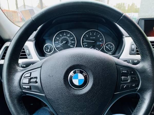 BMW 320i 2014 price $11,900
