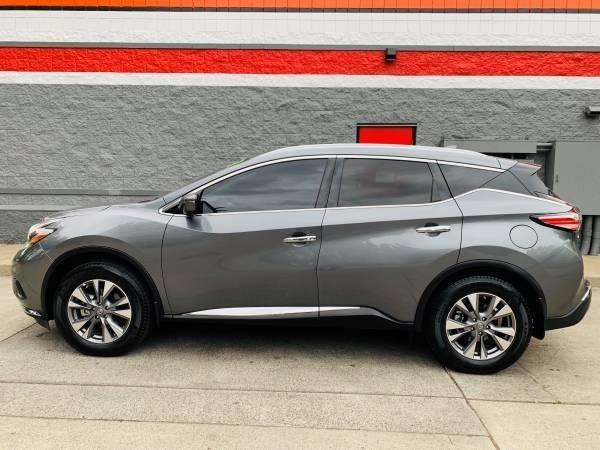 Nissan Murano 2018 price $26,900