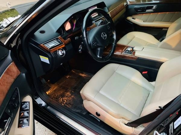 Mercedes-Benz E-Class 2010 price $9,800