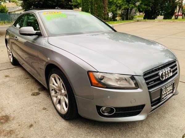 Audi A5 2011 price $9,800