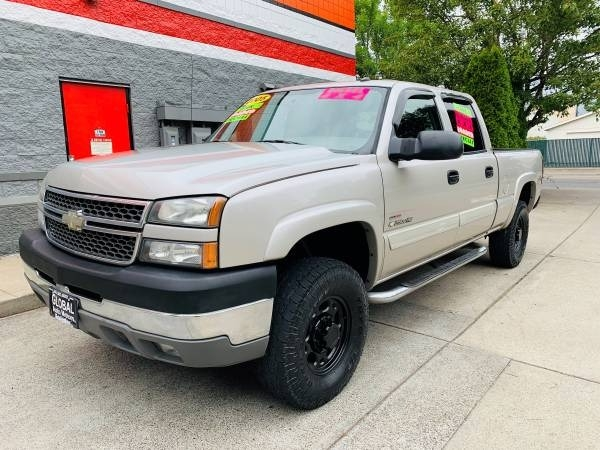 Chevrolet Silverado 2500HD 2005 price $13,900