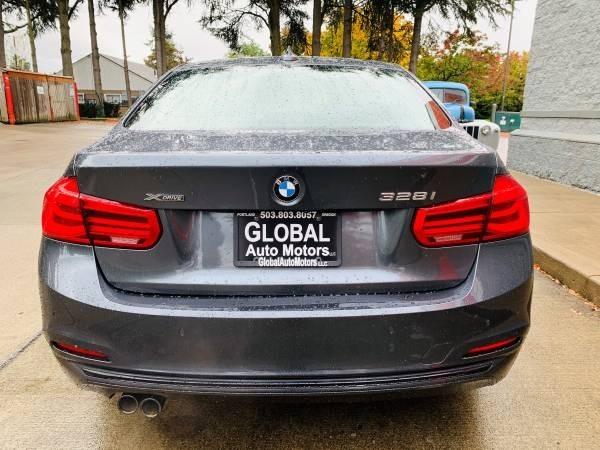 BMW 3-Series 2016 price $20,900