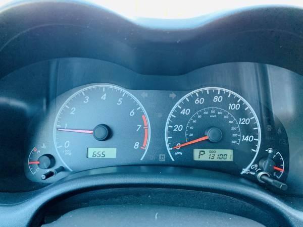 Toyota Corolla 2009 price $6,800