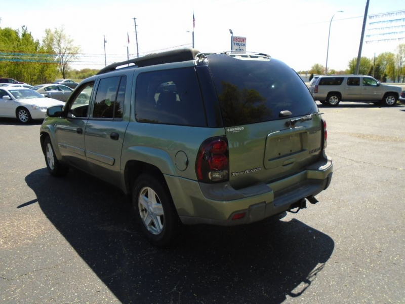 CHEVROLET TRAILBLAZER 2003 price $3,995