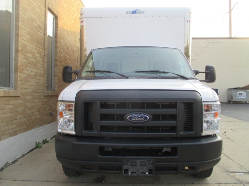 Ford E-350 Box Truck 2019 price $34,900