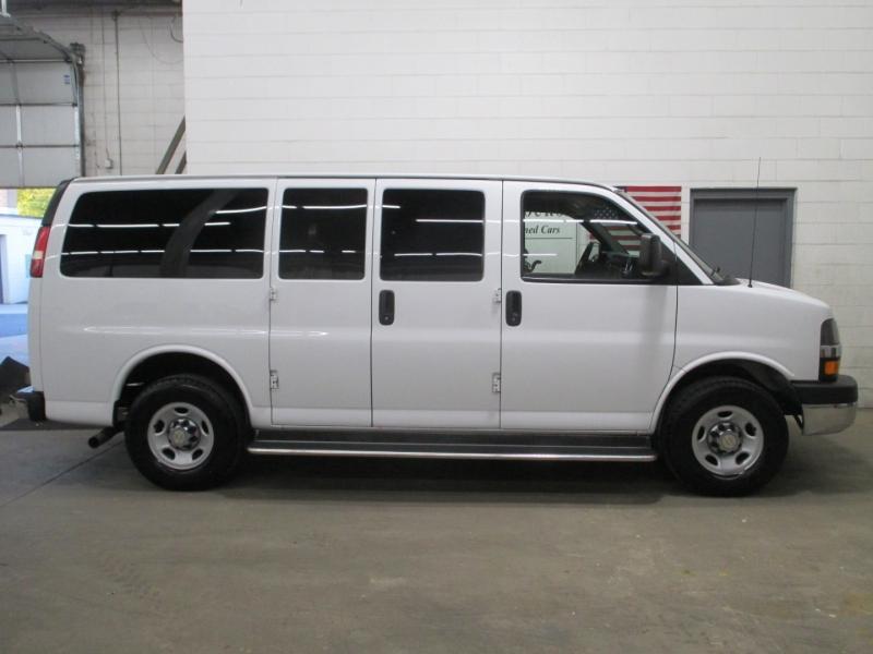 Chevrolet Express Passenger 2014 price $15,900