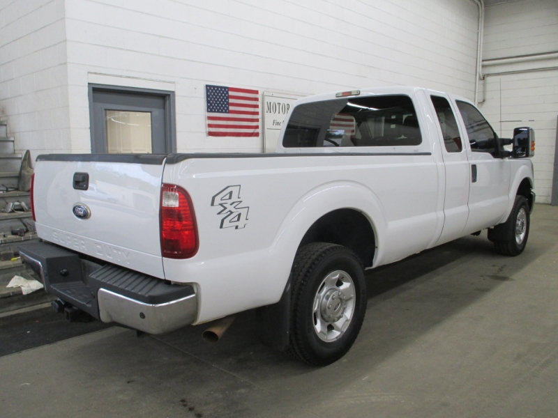 Ford Super Duty F-250 XLT 4WD 2012 price $12,950