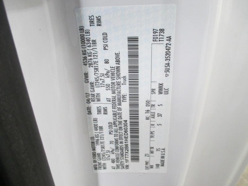 Ford Super Duty F-250 XL 4WD 2017 price $22,450