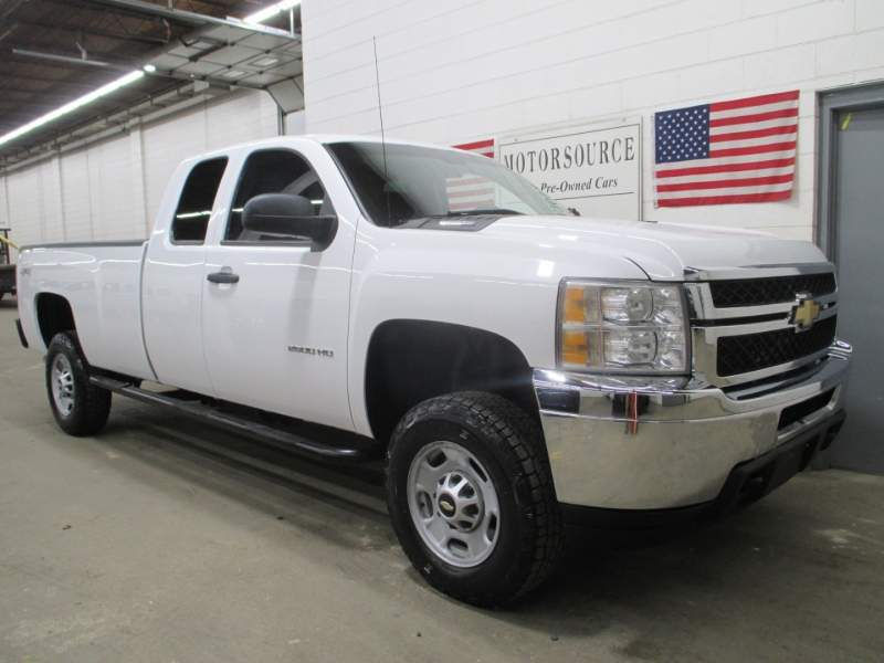 Chevrolet Silverado 2500HD 2012 price $17,450
