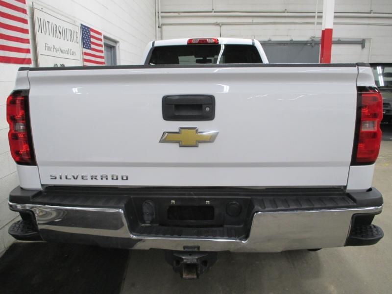 Chevrolet Silverado 2500HD 4WD 2015 price $20,450