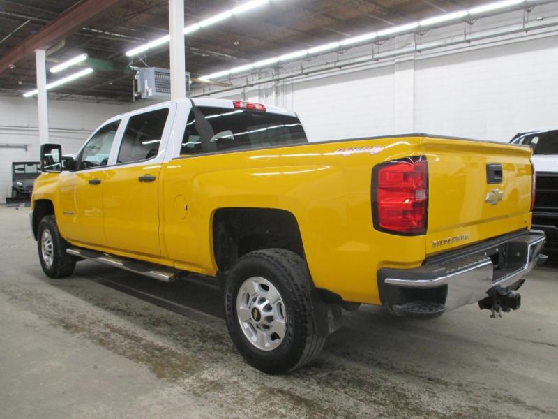 Chevrolet Silverado LT 2500HD 4WD 2015 price $18,450