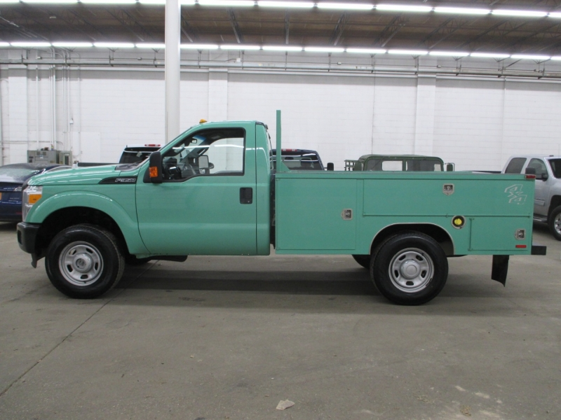 Ford Super Duty F-350 SRW 2011 price $16,950