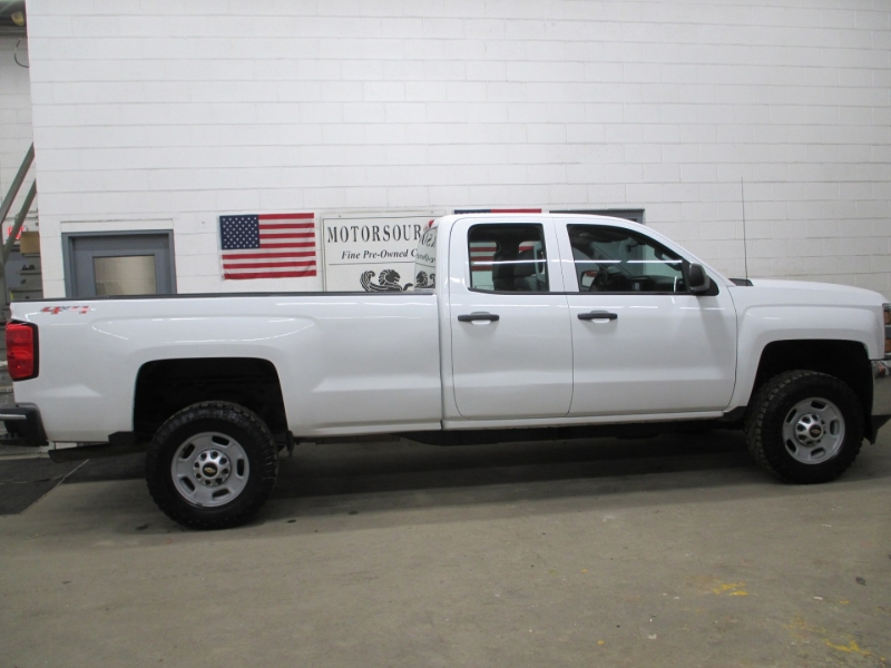 Chevrolet Silverado 2500HD 2015 price $19,450