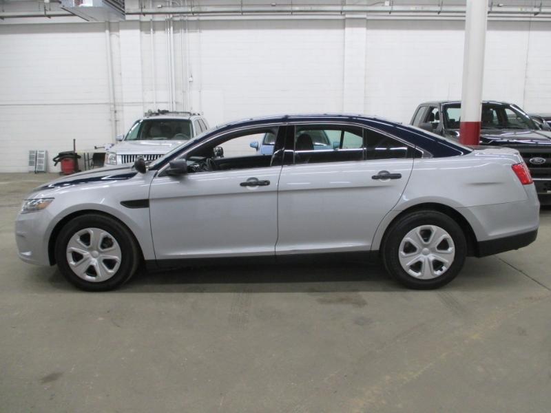 Ford Police Interceptor AWD 2015 price $8,950
