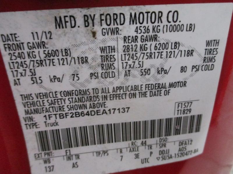 Ford Super Duty F-250 XL 4WD 2013 price $22,950