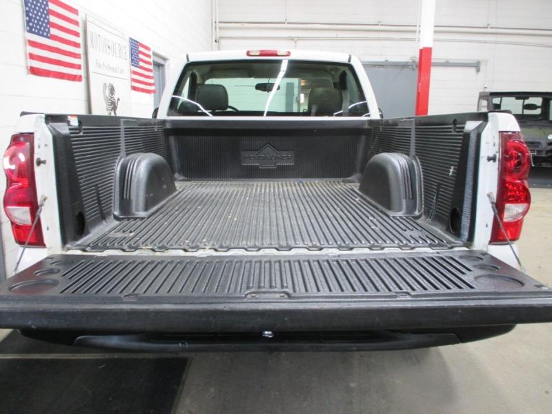 Chevrolet Silverado 1500 2WD 2007 price $12,450