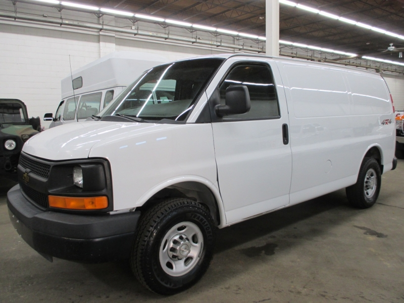 Chevrolet Express Cargo Van 2015 price $19,950