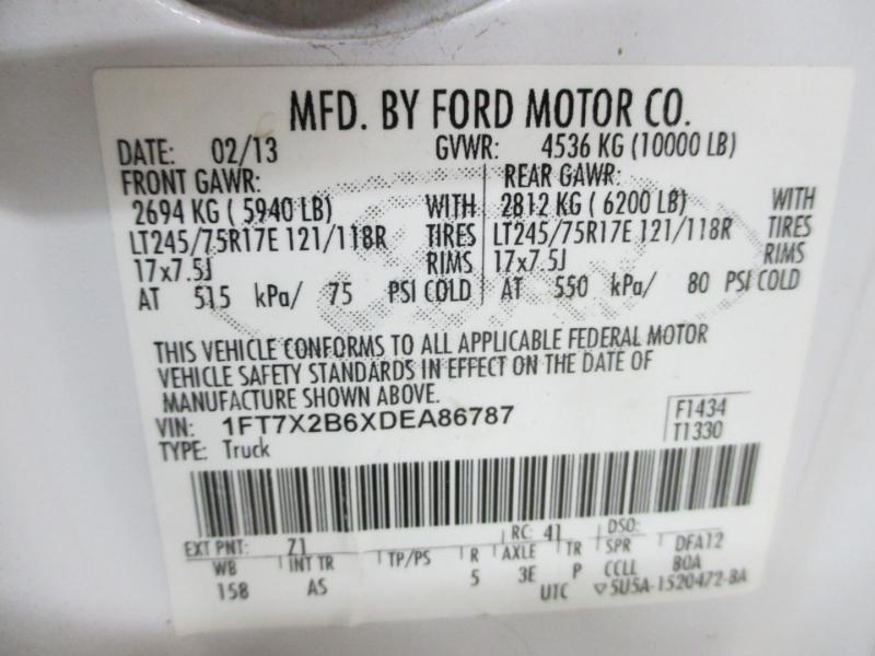 Ford Super Duty F-250 XL 4WD 2013 price $13,950
