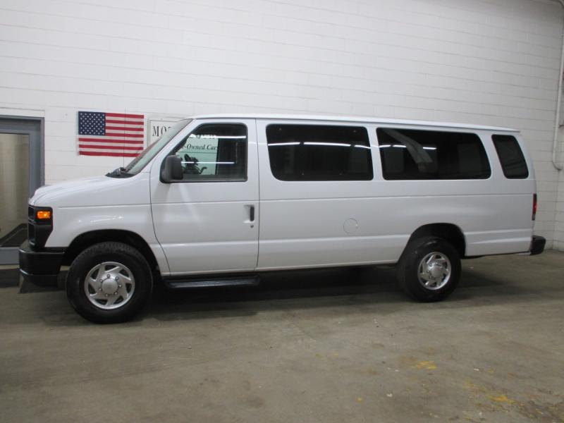 Ford Econoline Cargo Van 2010 price $14,950