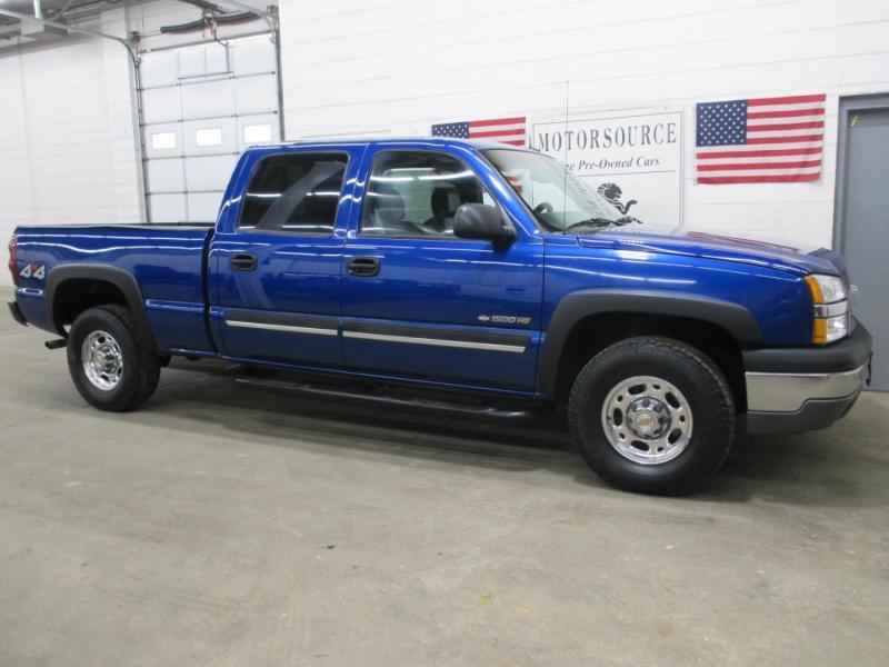 Chevrolet Silverado LT 1500HD 4WD 2003 price $13,950