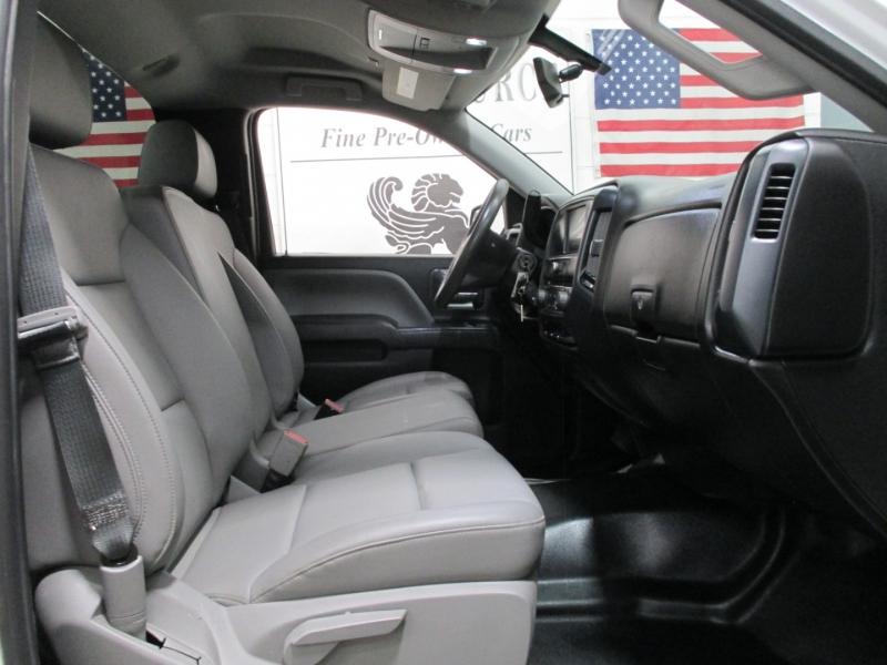 Chevrolet Silverado 1500 2018 price $18,950