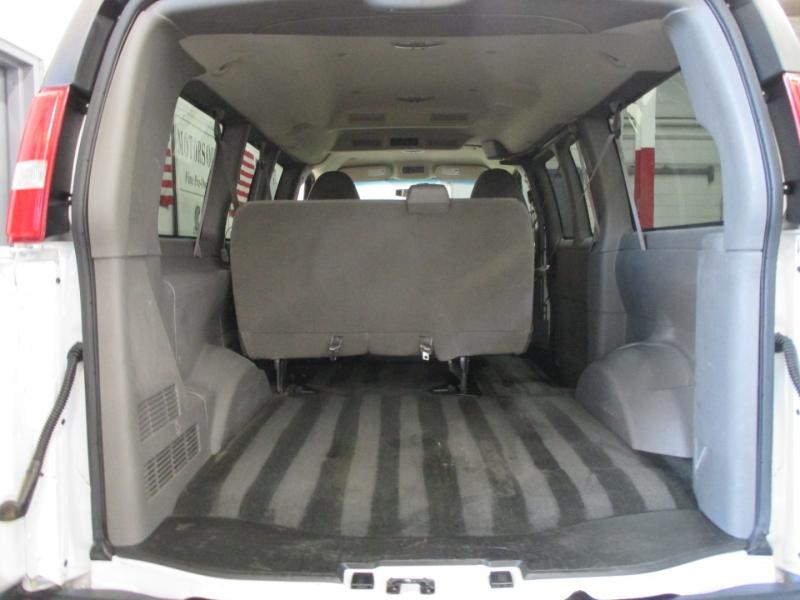 Chevrolet Express Passenger 2012 price $19,950