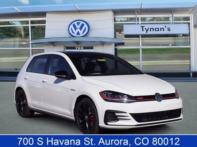 Volkswagen Golf GTI 2021 price $32,308