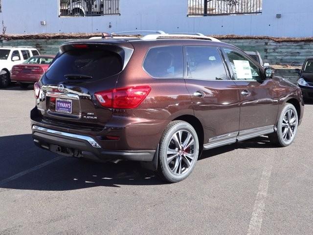 Nissan Pathfinder 2020 price $39,705