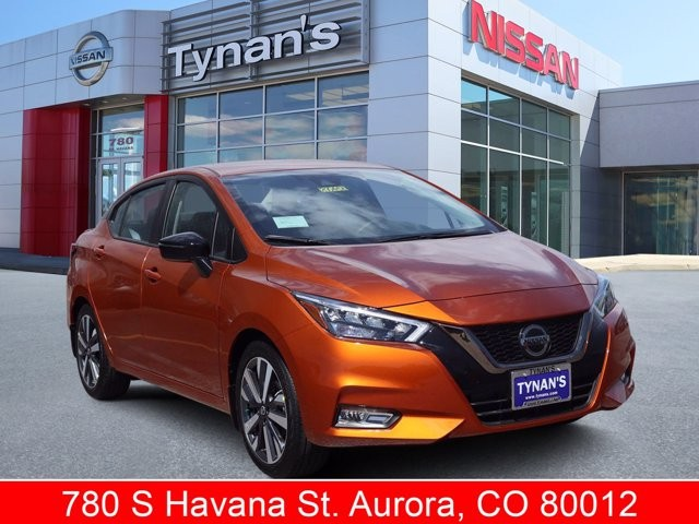 Nissan Versa 2020 price $17,388