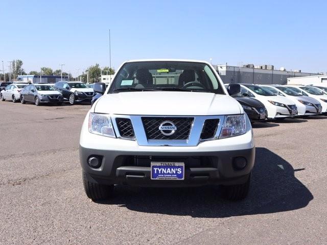 Nissan Frontier 2020 price $29,287