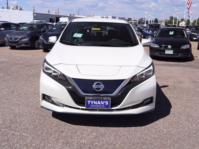 Nissan LEAF 2020 price $31,495