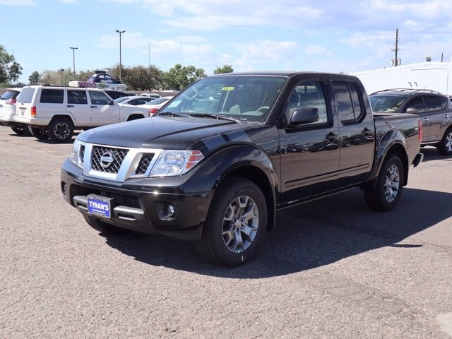 Nissan Frontier 2020 price $31,438