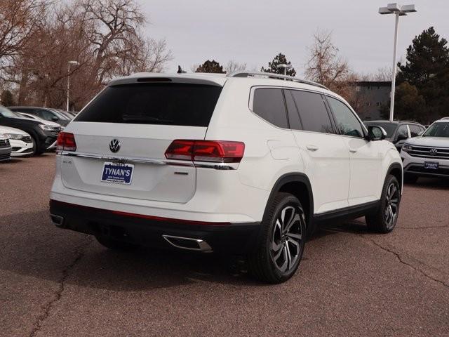 Volkswagen Atlas 2021 price $48,561