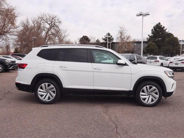 Volkswagen Atlas 2021 price $43,317