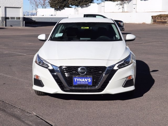 Nissan Altima 2021 price $25,709