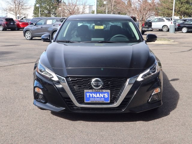Nissan Altima 2021 price $32,458