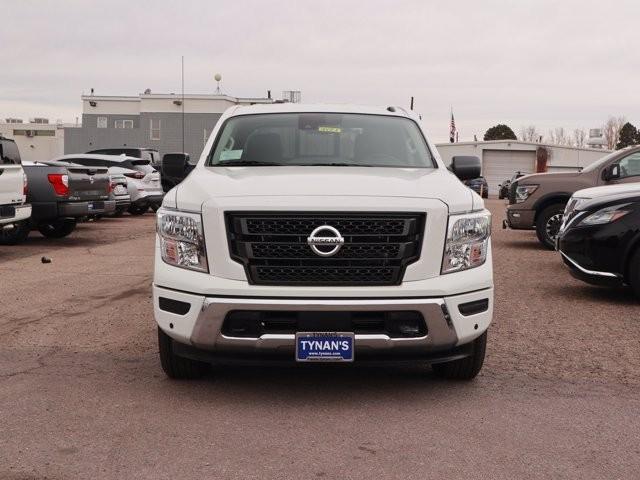 Nissan Titan 2021 price $46,573