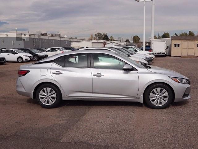 Nissan Sentra 2020 price $18,087